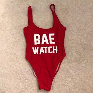 BAE WATCH swim suit